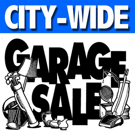 Citywide Garage Sale by Kingston Springs City Wide Garage Sale Sat May 4th South