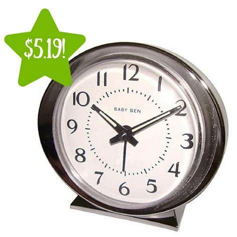 kmart babyben white keywind alarm clock only 5 10 reg