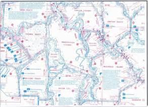 california delta fishing map california delta maps fish n map vista ca mappery