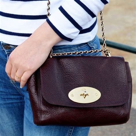 Tas C Nel Small Classic mulberry oxblood f a s h i o n