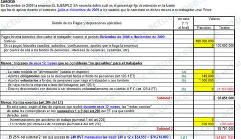 retencion en los ingresos recibidos para terceros gratis calculo de retenciones de salarios procedimiento 1