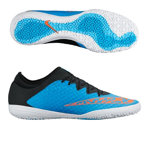 soccer indoor shoes nike fc247 elastico finale iii indoor soccer shoes blue