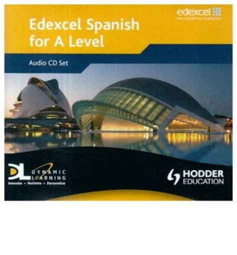 edexcel a level spanish 1471858316 edexcel spanish for a level mike thacker monica morcillo laiz monica morcillo 9780340968888