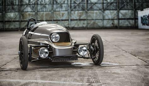 morgans car cars news the ev3 morgans all electric 3 wheeler