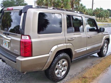 books on how cars work 2006 jeep commander navigation system purchase used 2006 jeep commander limited 4wd 5 7 liter hemi in navarre florida united states