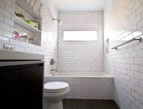 Bathroom Subway Tile by Bathroom Subway Tiles Contemporary Bathroom