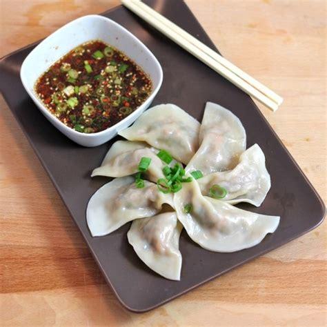 sajian khas imlek hidangan pembuka jiaozi khas tiongkok