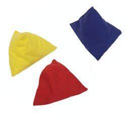 pe ideas bean bags osg pyramid play pe bean bags set of 10 blue