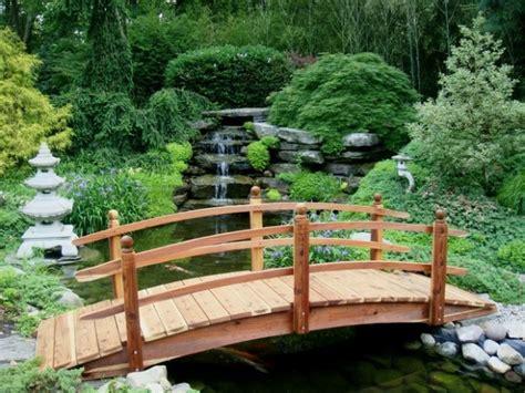 backyard bridges design 25 amazing garden bridge design ideas that will make your