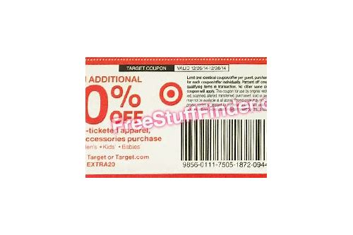 women's apparel coupon target