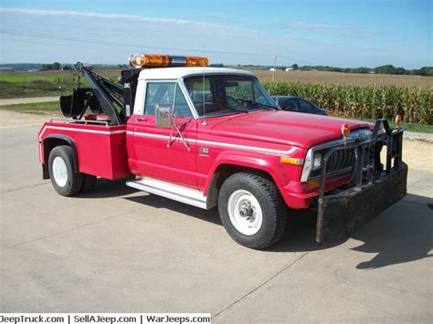 Jeep Tow Truck 100 1308 Bvamv2