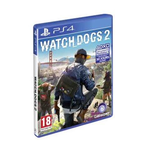 Kaset Ps4 Dogs 2 Dogs 2 Ps4 Sur Playstation 4 Pr 233 Commande Prix Fnac
