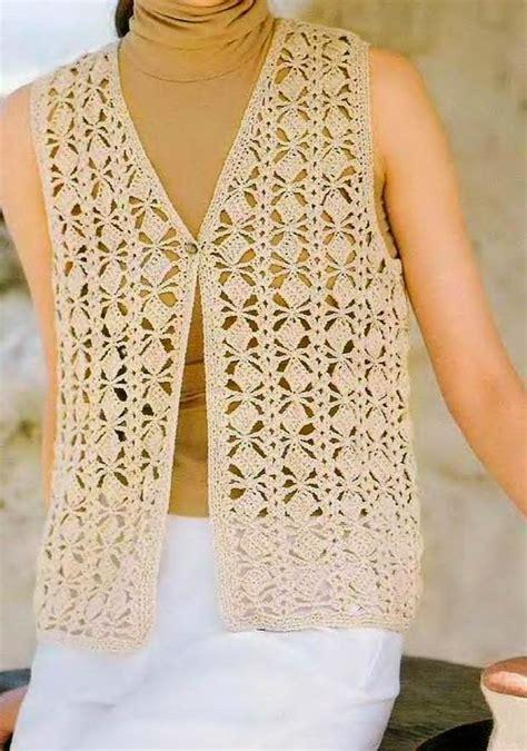 free printable crochet vest patterns crochet sweaters crochet vest pattern classic