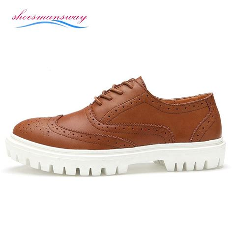 oxford creepers shoes oxfords creepers shoes for fashion thick sole shoes