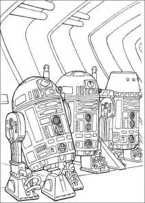 wars coloring books free coloring pages of r2d2