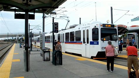 Denver Light Rail Hour
