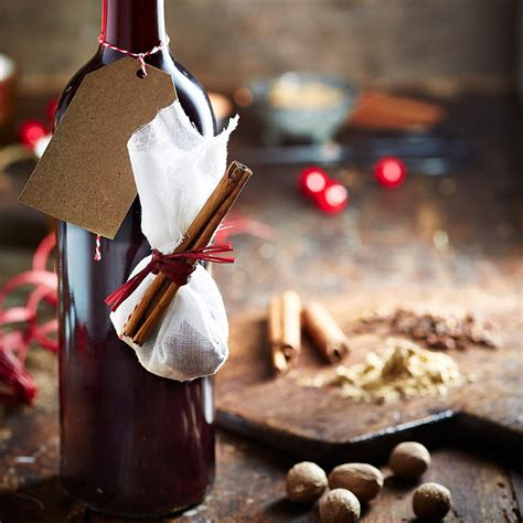 mulled wine kits festive drinks lakeland