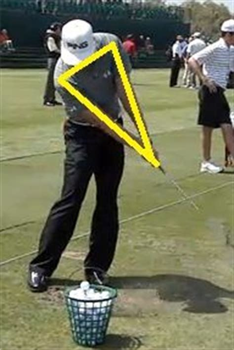 power triangle golf swing 17 best images about 1 on pinterest british open golf
