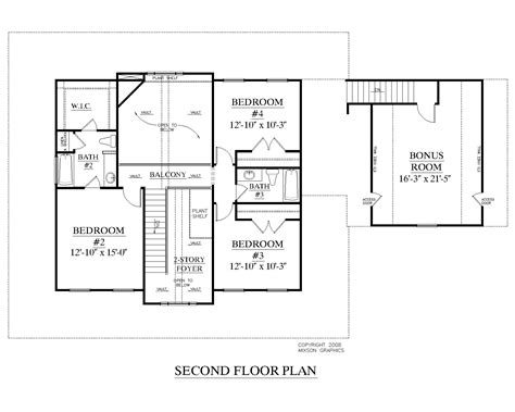 2 story floor plans without garage houseplans biz house plan 2544 a the hildreth a w garage