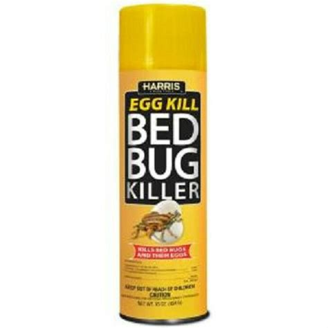 harris egg  egg kill bed bug oz insect killer spray  ebay