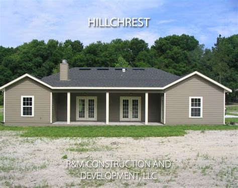 custom homes d m read construction custom home hillchrest custom home r m construction and