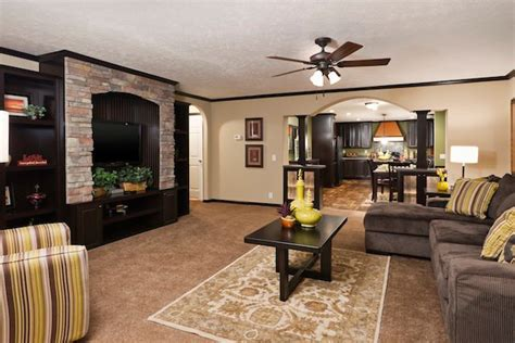 Custom Home Floor Plans Az by Image Gallery Inside Double Wide Home