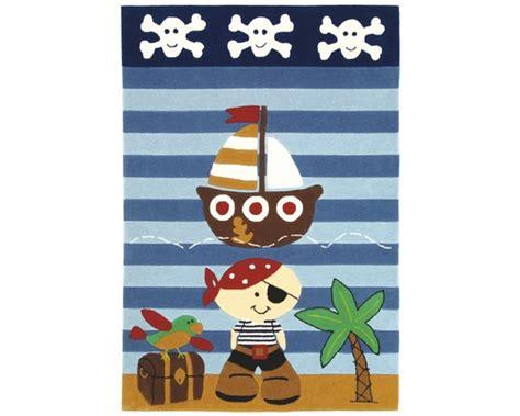 hornbach kinderzimmer teppich kinderteppich pirat blau 100x160 cm bei hornbach kaufen