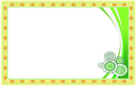 template undangan islami kumpulan bingkai sertifikat format cdr rakus share