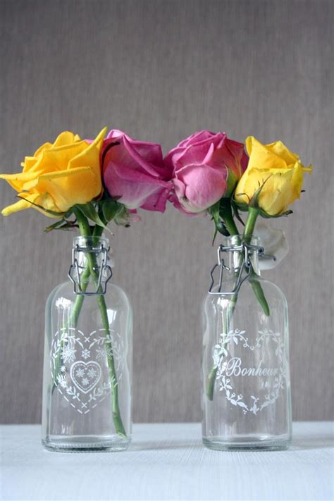 Simple Flower Decoration Ideas by Cool Containers Different Ideas For Wedding Table