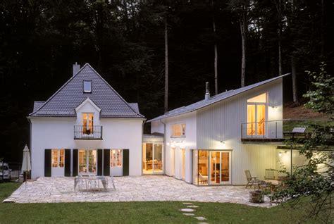 am haus anbauen wohnhaus habsburg in seeheim muenchenarchitektur