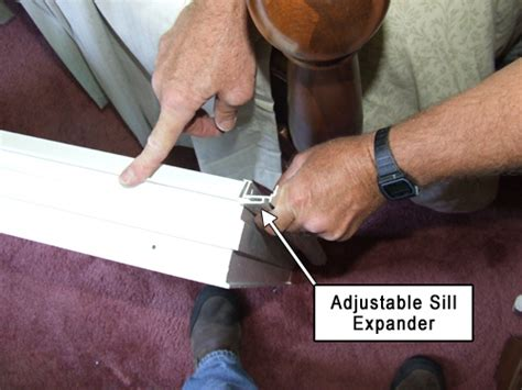 Window Sill Angle How To Install Replacement Windows