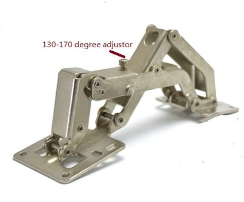170 degree cabinet hinge aliexpress com buy 6pcs lot surface mount concealed full