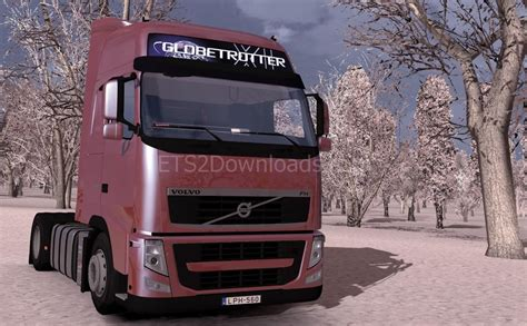 free ets2 mods volvo fh13 stock
