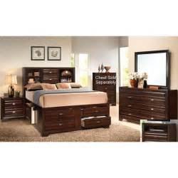 king bedroom sets image: stella merlot  piece king bedroom set