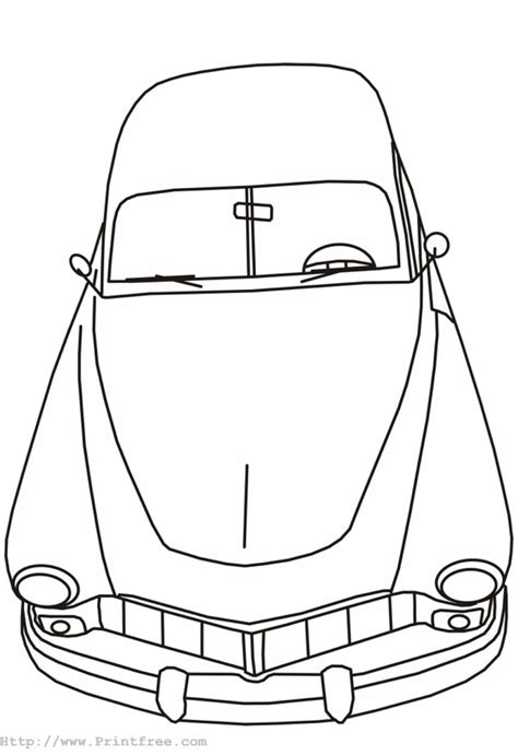 late forties  early fifties custom outline image