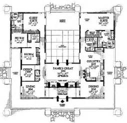 House Plans With Courtyard In Middle by Modify For Container Home Architecture Pinterest