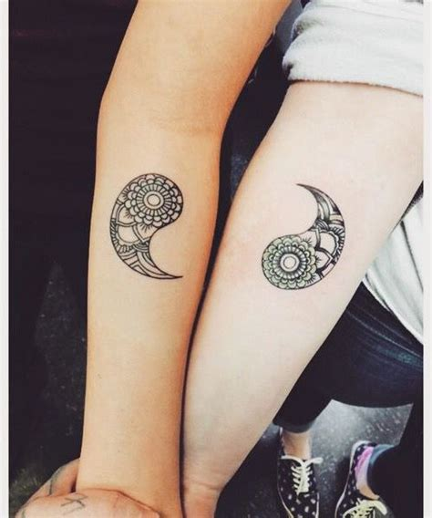 cute matching tattoos 17 best ideas about matching tattoos on