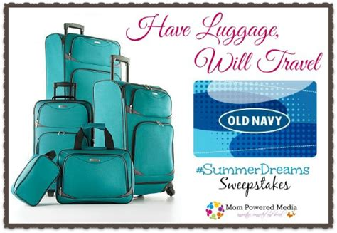 Travel Sweepstakes 2014 - have luggage will travel sweepstakes game on mom