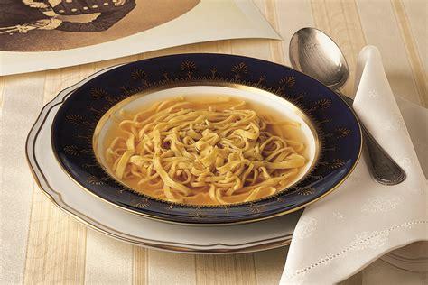 cucina to 30 ricette di primi in brodo