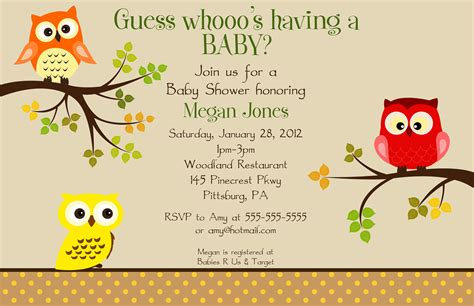 Baby Shower Gender Neutral Invitations by Template Gender Neutral Baby Shower Invitations