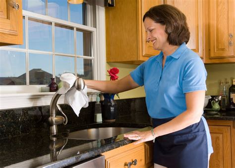 Cleaning Kitchen by A Step By Step Guide To Maintaining A Clean Home