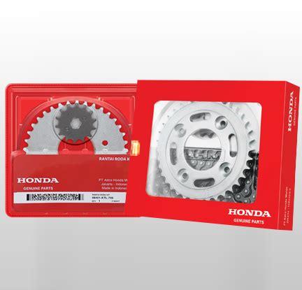 Gear Set Supra Fit New 06401 Ktl 700 Honda Ahm gear set gear dan rantai set sepeda motor honda ger