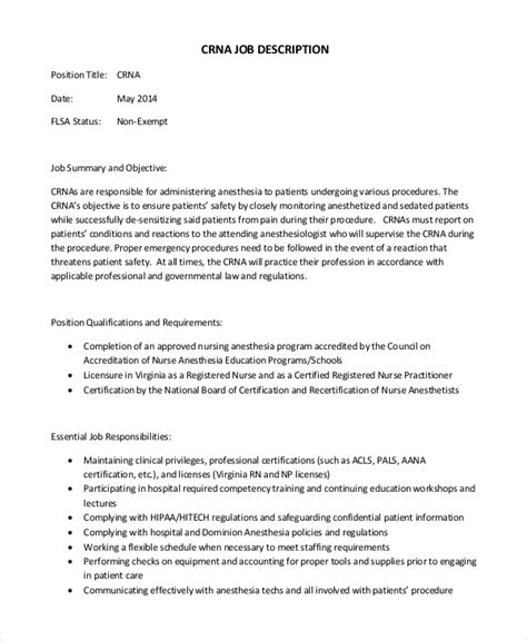 Anesthetist Resume Sle 1000 images about crna class of 2017 on