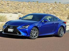 Lexus Rc F Sport Price 2016 Lexus Rc 200t And 350 F Sport Comparison Drive