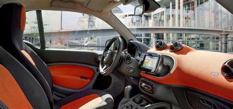 Smart Interior smart car interior