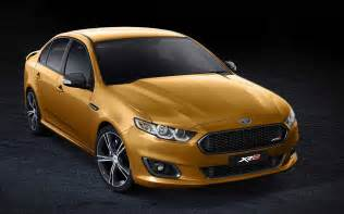 Ford Xr8 2016 Ford Falcon Xr8 Latescar