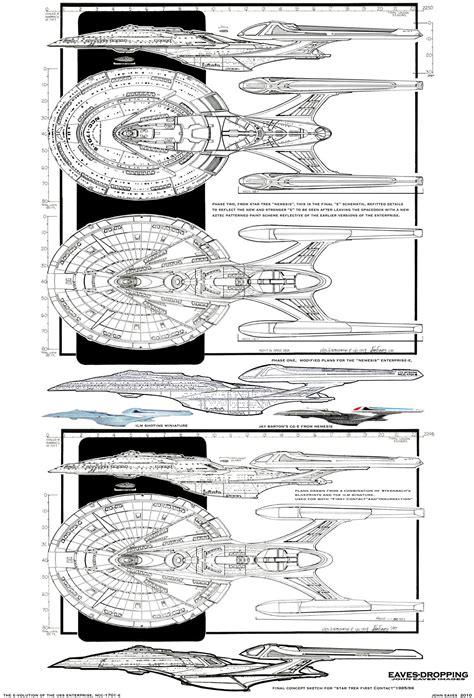 Enterprise Revision by Tier 6 Sovereign Class Battlecruiser Perfectworld Startrekonline