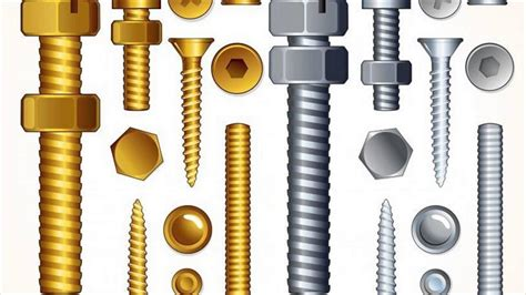 screws and bolts difference between bolt and