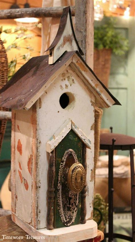Handmade Bird House - 25 best ideas about unique birdhouses on