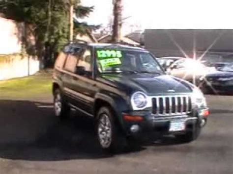 Jeep Liberty Problems 2003 Jeep Liberty Problems Manuals And Repair